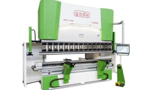 Hybrid-technology press brakes fully made in Italy