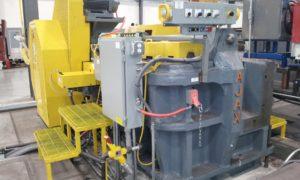 Bringing forging equipment online