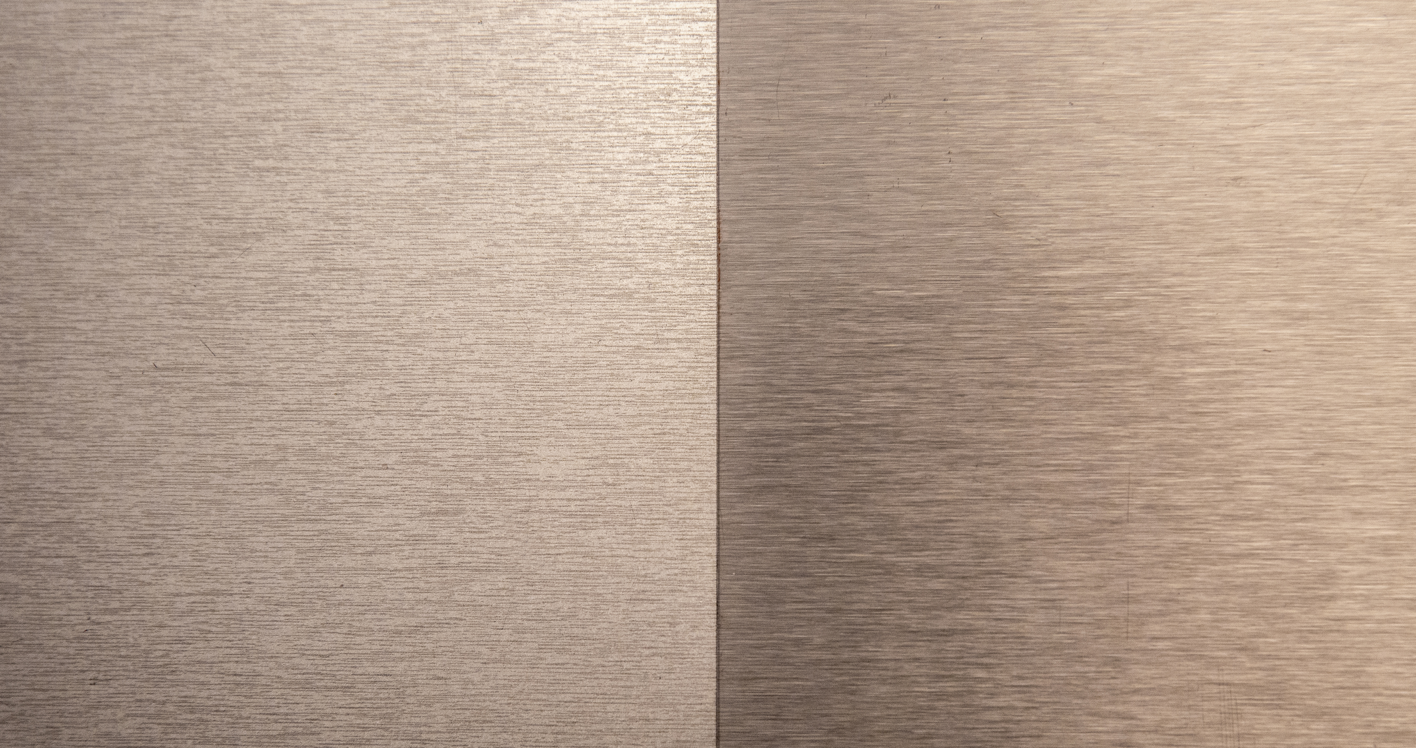 Finishes Simulate Stainless Steel