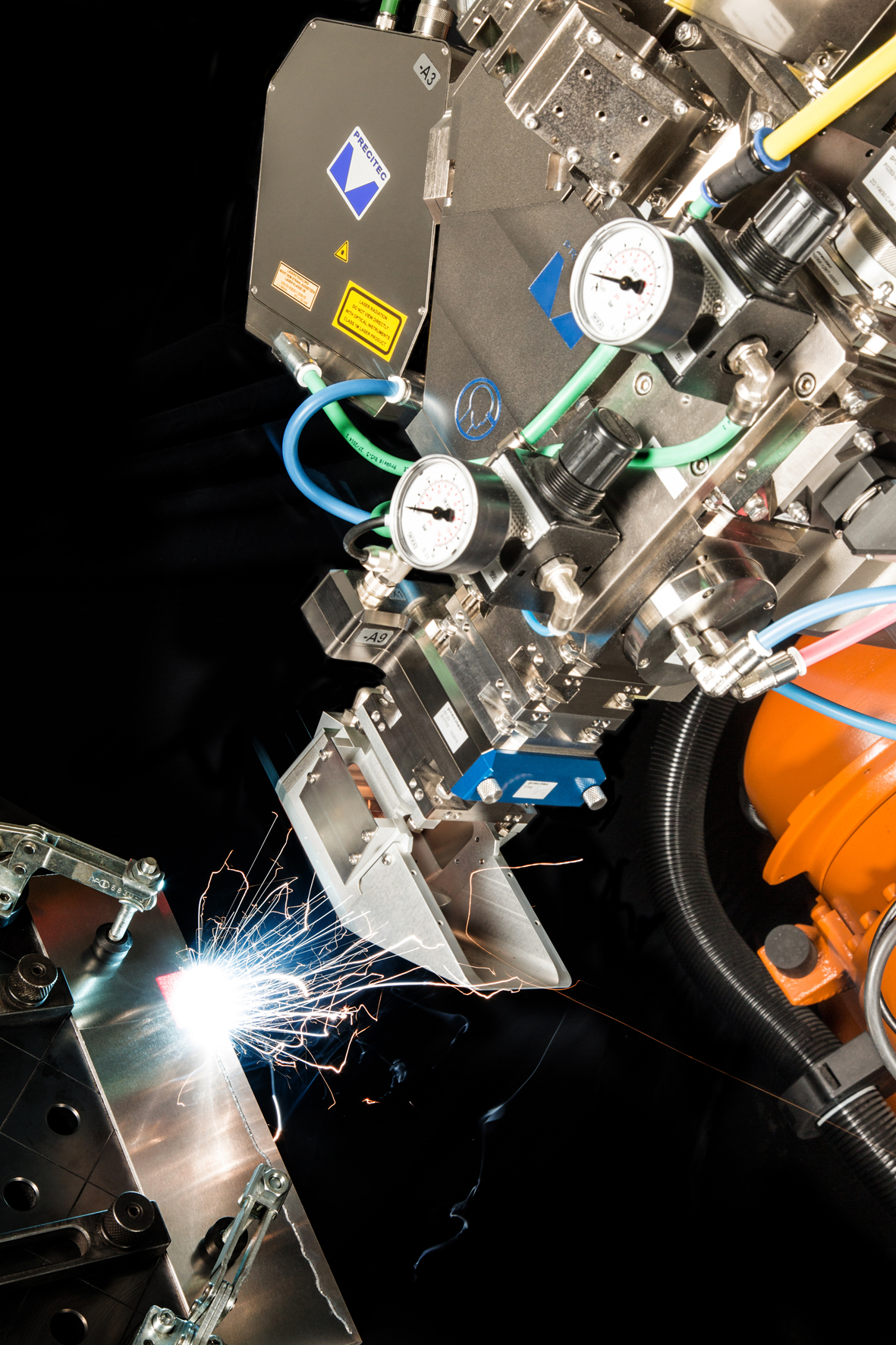 A new process approaches for laser welding - Metal Working World