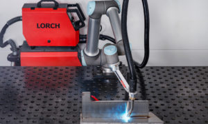 Lorch's Cobot Welding Package introduces quick and effective automation for welding processes