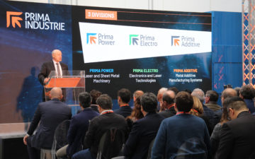 Innovation Days 2019 – Prima Industrie presents the new generation of systems for Additive Manufacturing in its new Advanced Laser Center