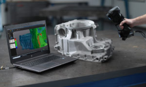 How optical metrology can enhance the metalworking industry